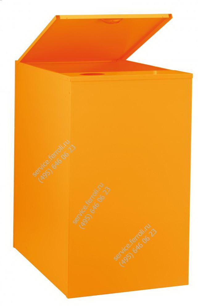 Бункер для пеллет BOX CON.PELLET SMON.350L