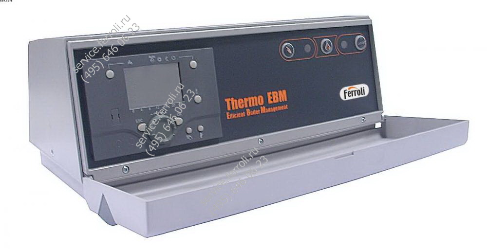 Ebm electronic control panel 0Qc070XA