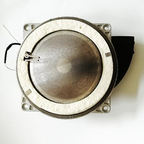 Вентилятор с горелкой в сборе